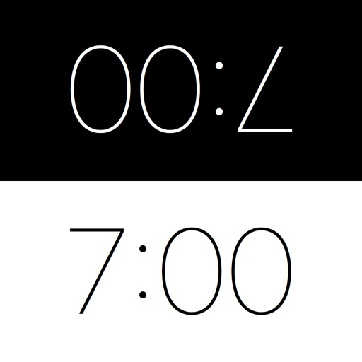 Checkmate: a minimalist chess timer for iPhone. iOS App