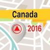 Канада Оффлайн Карта Навигатор и руководство
