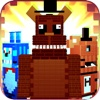 Escape Scary Freddy's Bear Road Simulator -  Crossy Nights At Fantasy Fear Forest 5