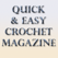 Quick & Easy Crochet Magazine - Magazinecloner.com US LLC