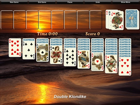 Screenshot #3 for Solitaire City Classic