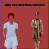 Men Traditional Dresses Photo Editor