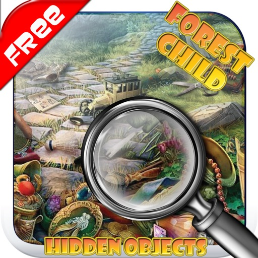 Forest Child - New Hidden Object Game iOS App