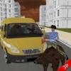 Русская маршрутка 3D