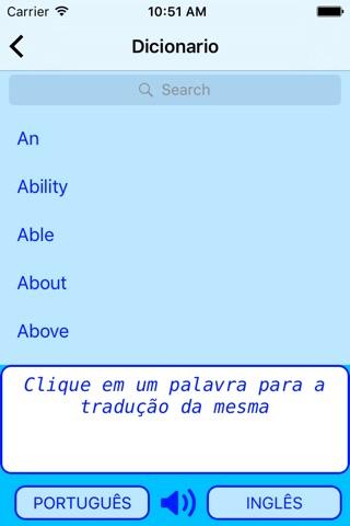 Dicionário de Bolso En-Pt screenshot 3