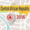 中非共和国 離線地圖導航和指南
