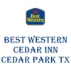 BEST WESTERN Cedar Inn TX