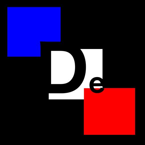 Translator into German on Desktop