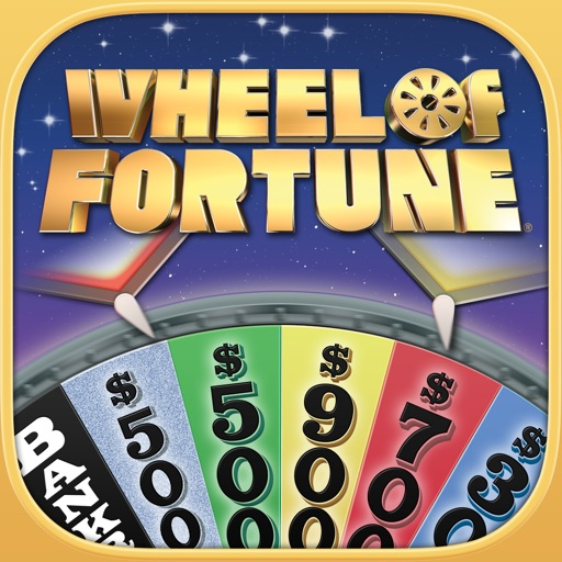 Wheel of Fortune (Official) - Endless Word Puzzles from America's #1 TV Game Show