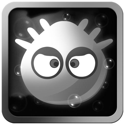 Line Monster: Escape Dark iOS App