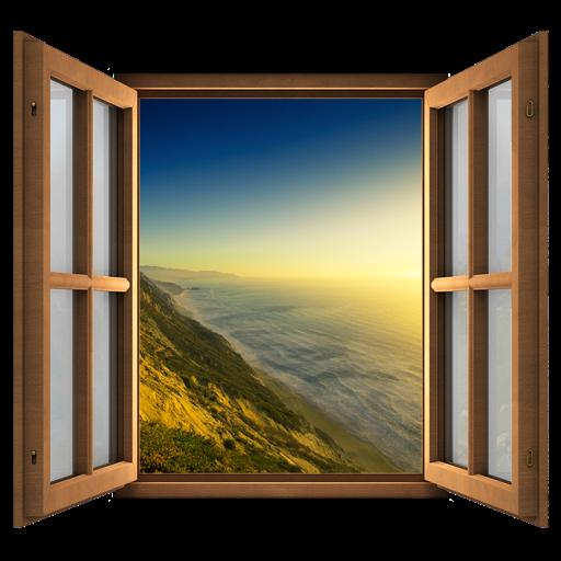 魔幻橱窗动态壁纸 Magic Window