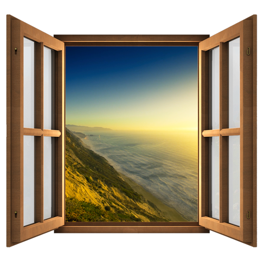 魔幻橱窗动态壁纸 Magic Window  for Mac