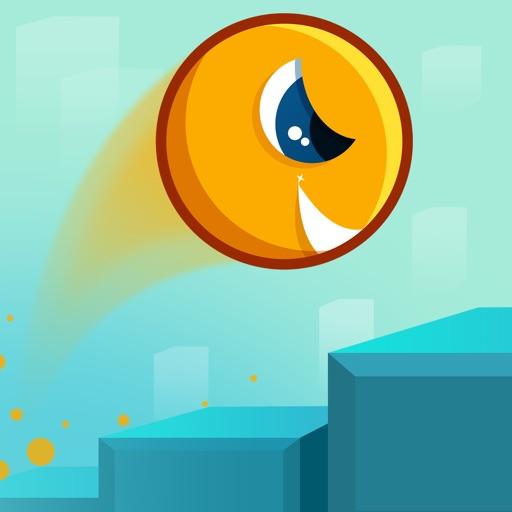 Jumping Genius - Hyper Monster Rush & Swiper Shape Mobile Game iOS App