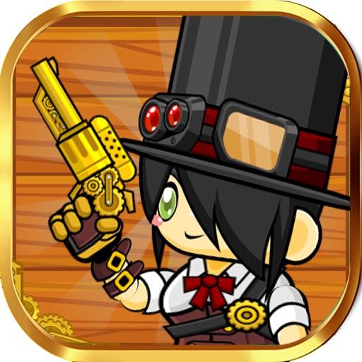 Steam Boy on the Run iOS App