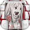 KeyCCMGifs – Manga & Anime : Gif ,  Animated Stickers and Emoji Deadman Wonderland keyboard