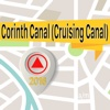 Corinth Canal (Cruising Canal) Offline Map Navigator and Guide