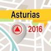 Asturias 離線地圖導航和指南