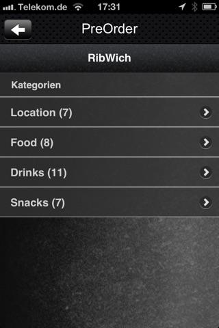 RibWich screenshot 4