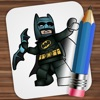 Drawing for Super Lego Heroes