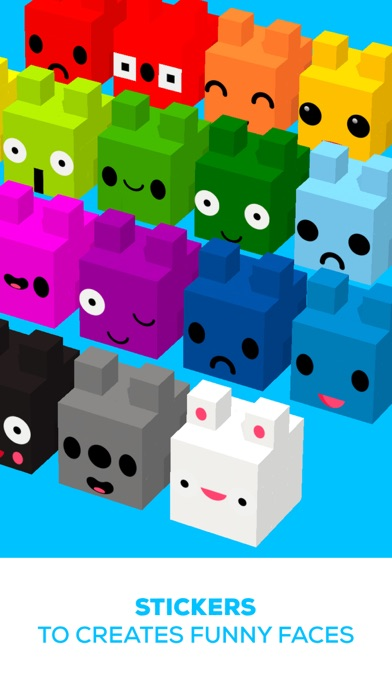 Tayasui Blocks Screenshots