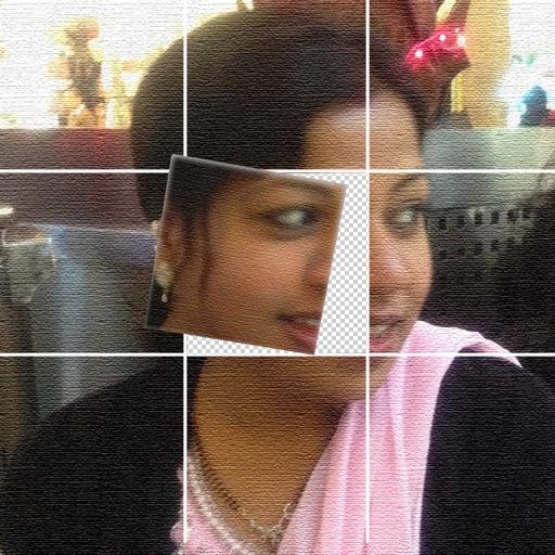 Jumbled Photo iOS App