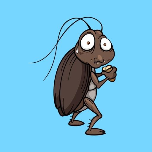 Cockroach Crush iOS App