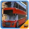 ダブルデッカーバスシミュレータ - 本物の3D駆動、駐車シミュレーションゲーム