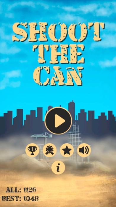 Shoot The Can - убийца времени Screenshot