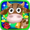 Crazy Farm Treasure Slot: Lucky gold coins and free jackpot prizes