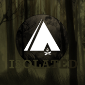 Isolated : Advanced crafting, inventory & survival sandbox block building story mode game, protect against zombie