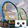 Frag, LLC - VR Roller Coaster  artwork
