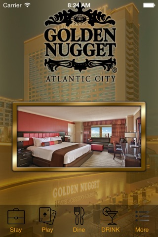 Golden Nugget Atlantic City screenshot 1