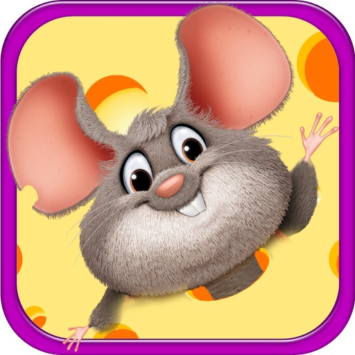 Hungry Mouse Maze - Swiping the blocks to Solve Tricky Puzzle PRO iOS App