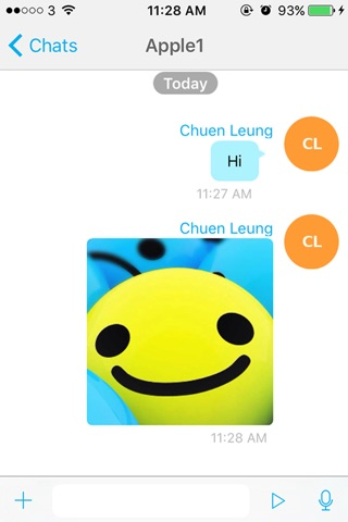ChatTime screenshot 2