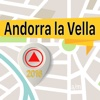 Andorra la Vella Offline Map Navigator and Guide