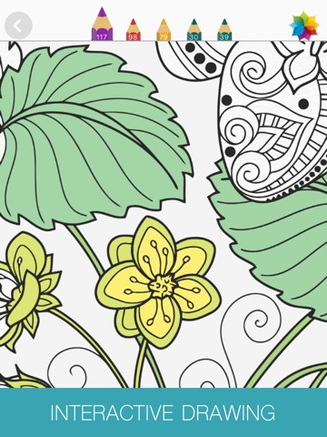 Colorme Coloring Book For Adults On The App Store