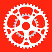 BIKE TRACKS - CYCLE COMPUTER FOR MOUNTAIN BIKING AND ROAD CYCLING icon
