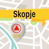 Skopje Offline Map Navigator and Guide