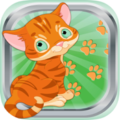 Cat and Kitten Sounds - Talk and Play with Your Cat with Free Kitty SFX icon