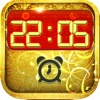 iClock – Luxury : Alarm Clock Wallpapers ,  Frames & Quotes Maker For Pro