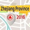 Zhejiang Province 離線地圖導航和指南