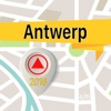 Antwerp Offline Map Navigator and Guide