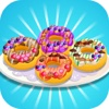 Donuts Cooking Game-Yummy and Delicious flavor sweetmeats