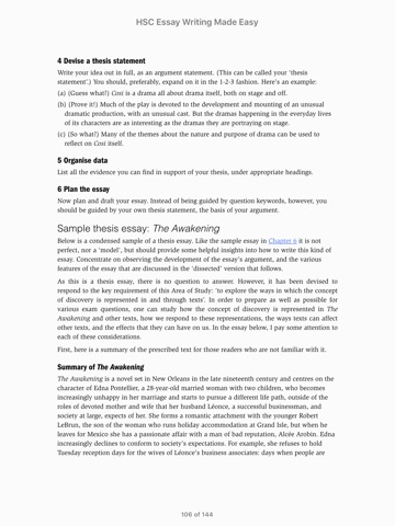 excel hsc essay writing made easy by stephen mclaren on ibooks screenshot 4