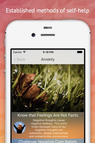 Stop Anxiety Now: meditation & simple guided mindfulness to sleep, relax, breathe screenshot 4
