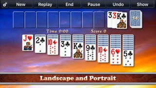 Screenshot #8 for Solitaire City Classic
