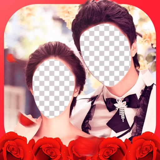 Face Change: Valentine - Swap Yourself Heads Pic Upload iOS App