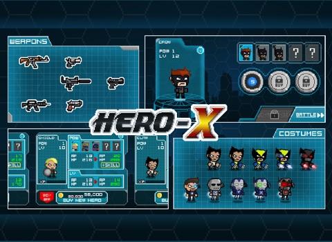 Игра HERO-X