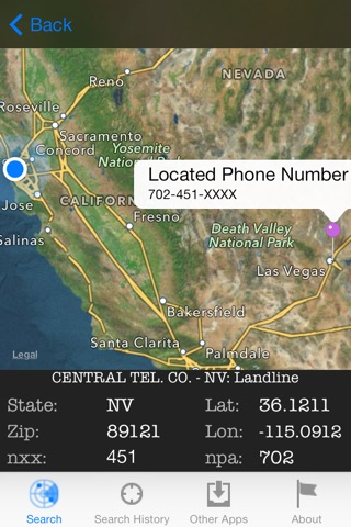 Number Locator screenshot 4