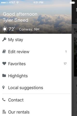 Blue Moose Vacations screenshot 2